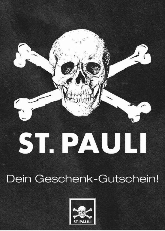 St pauli Geschenk